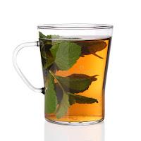 herbal tea infusión