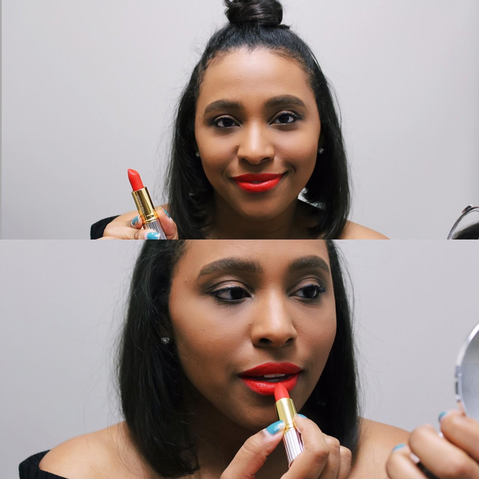 La Bella Donna, mineral based makeup, linea mineral, makeup, lipstick, lipstick crayon, spring makeup looks, red lipstick, nude lipstick, pink lipstick
