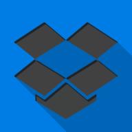 dropbox square icon