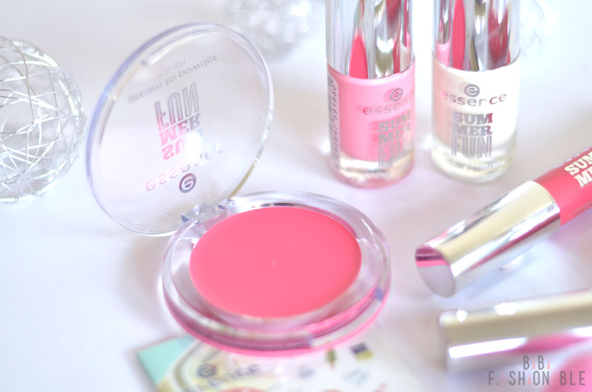 essence Summer Fun trend edition cream to powder blush