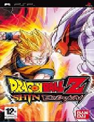 DRAGON BALL Z SHIN BUDOKAI[PSP][EUR][ESP][CSO]