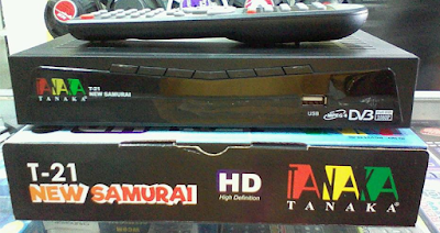 Digital Receiver Tanaka T-21 New Samurai