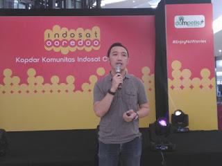 Ario Adimas Indosat Ooredoo