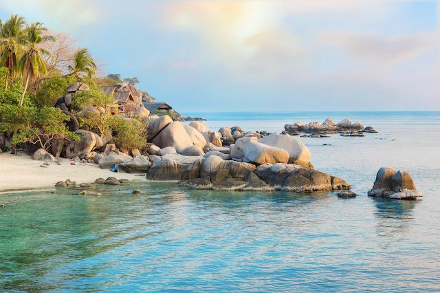 【泰國】夏日玩水趣,泰國六大玩水勝地、跳島旅行推薦 8