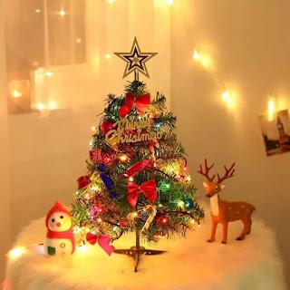 Darimana Sejarah Asal Tradisi Pohon Natal Berasal ? ini Jawabannya