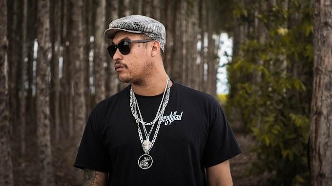 Diomedes Chinaski, revelação do rap pernambucano, desembarca pela primeira vez em São Paulo