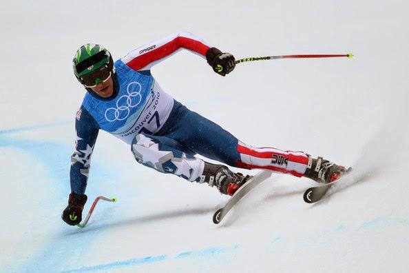bode miller downhill ski image