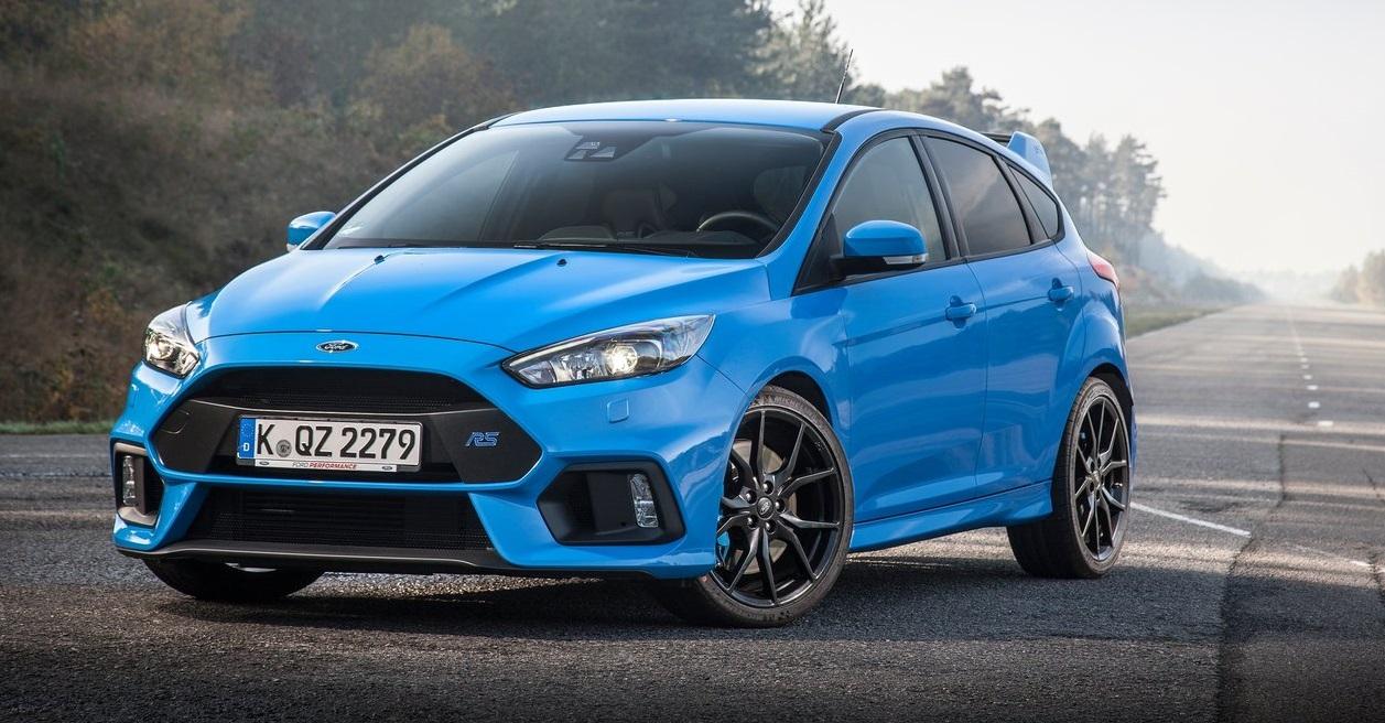 Η 3η γενιά Focus RS λανσάρει το καινοτόμο σύστημα τετρακίνησης της Ford Performance με Δυναμικό Σύστημα Ανακατανομής της Ροπής