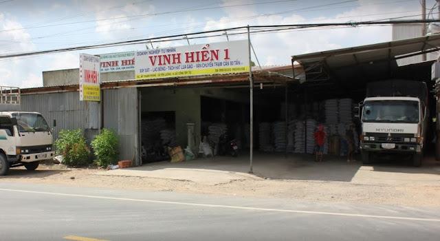 Nhà máy gạo Vinh Hiển 1