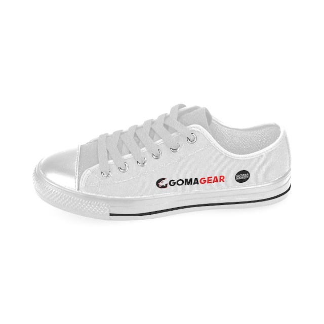 Unisex GOMAGEAR® Logo Low Cut Sneakers