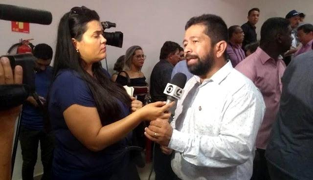 """Resultado de imagem para Ação """"explosiva"""" da Perfuga contra Henderson Pinto fará 1 ano de sigilo"""
