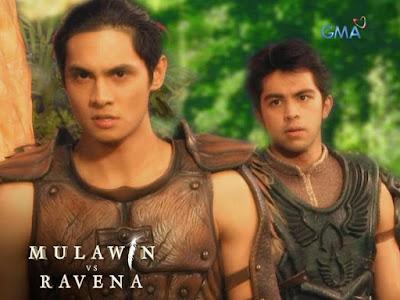 Poster Mulawin vs Ravena