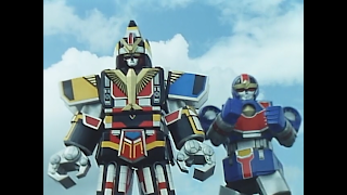 Chōjin Sentai Jetman Great Icarus & Tetra Boy