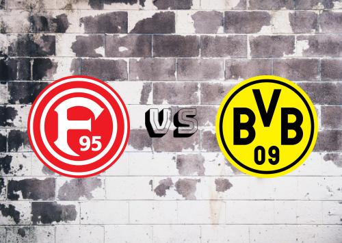 Fortuna Düsseldorf vs Borussia Dortmund  Resumen y Partido Completo