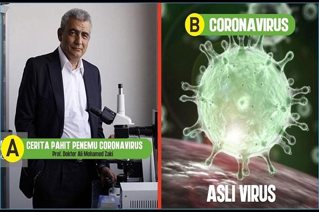 Kisah Ilmuwan Ali Mohamed Zaki Dipecat karena Temukan Virus Corona