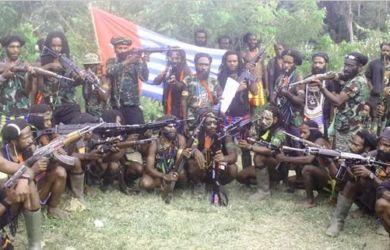 Aparat Tembak Mati Komandan OPM di Papua