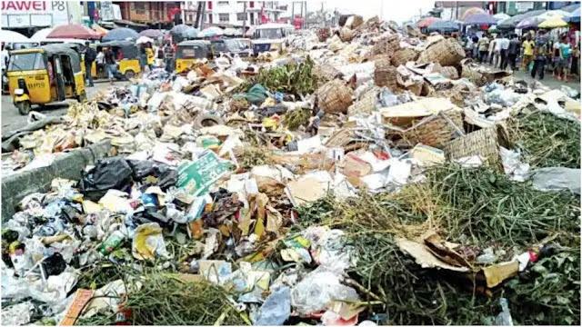 Ogun is too dirty – NGO tells Abiodun