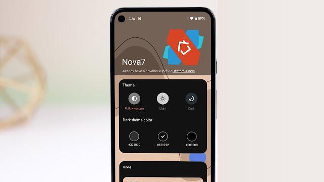 أخيرًا تحديث نوفا لانشر 7 يصل بشكل رسمي لمستخدمي اندرويد