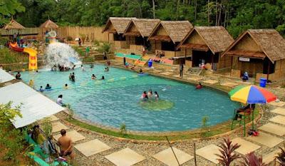 Waterpark-Baruh-Bunga-Desa-Waki-Batu-Benawa-Barabai