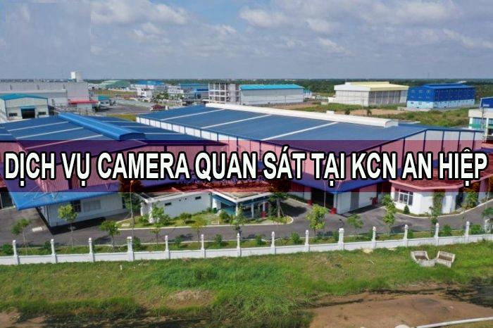lắp đặt camera tại khu công nghiệp an hiệp