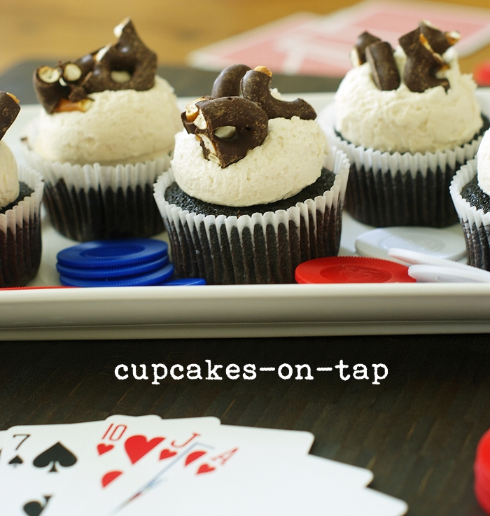 Cupcakes-on-Tap, beer cupcakes