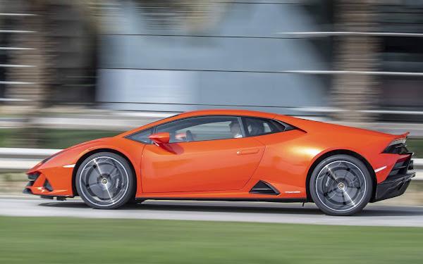 Lamborghini Huracán Evo 2022: 1º carro com infoentretenimento da Amazon Alexa