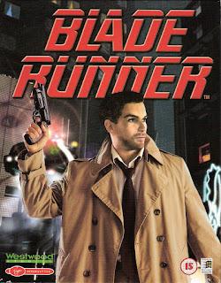 Portada videojuego Blade Runner
