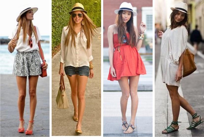 7e3169847c72c Como usar  Chapéu Feminino - Beca Blog!  )