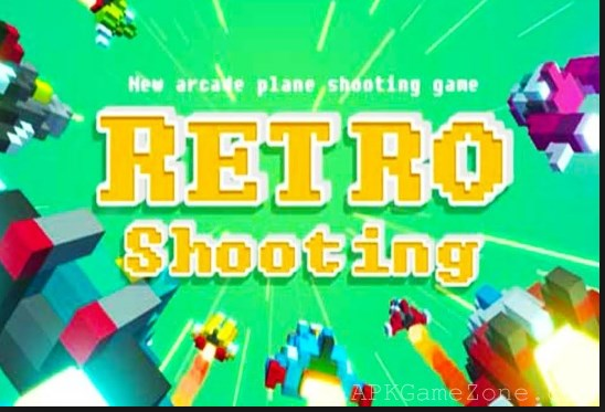 Retro Shooting 2018 Apk Mod Free on Android Game Download