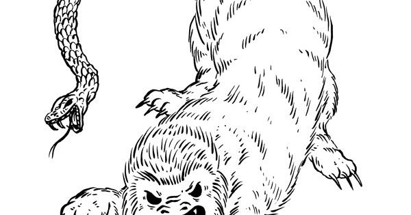 Save Vs. Dragon: New Oe/1e/BX Monster: Nue
