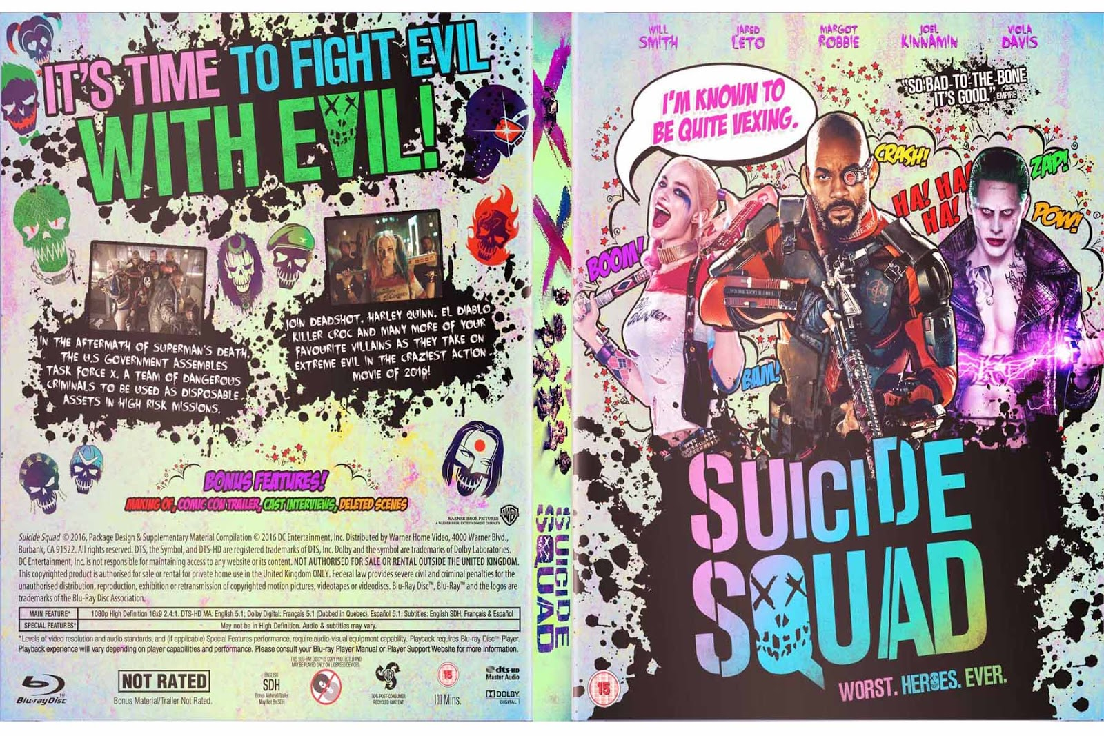 suicide squad download utorrent hd