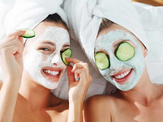 Actually, you can make your own skin care tips, you know!