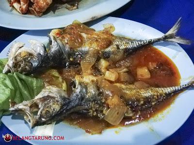 Ikan Cencaru Masak Tiga Rasa