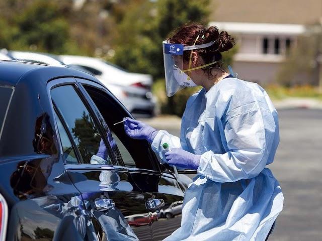 Δωρεάν Rapid Test μέσα από το αυτοκίνητο (Drive Through) στη Γλύφα
