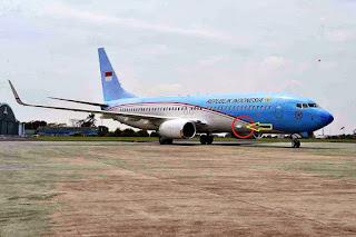 Pesawat Kepresidenan Republik Indonesia RI-001