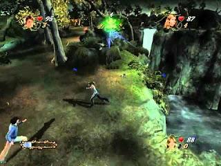 Imagem do jogo Harry Potter e o Cálice de Fogo PS2