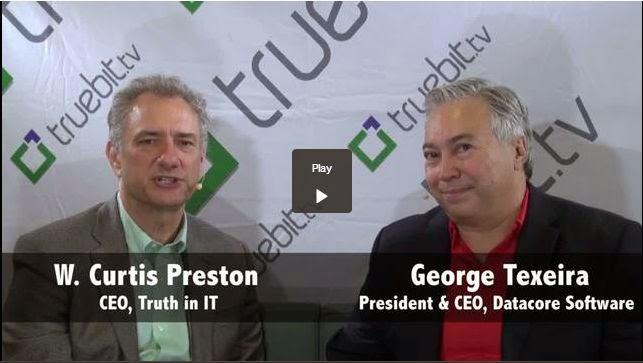 CEO George Teixeira im Interview: VMware vs DataCore Virtual SAN