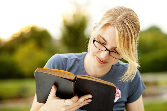 seringlah membaca
