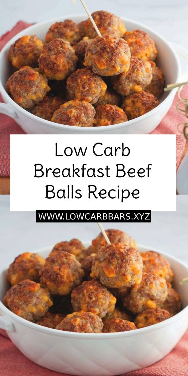 Low Carb Breakfast Beef Balls Recipe | Low Carb Beef Recipe | Low Carb Breakfast Recipe #lowcarb #breakfast #breakfastrecipe #easybreakfastrecipe #lowcarbbreakfast #beef #beefrecipe #lowcarbbeef #easybeefrecipe #healthybreakfast #healthybreakfastrecipe #lowcarbrecipe