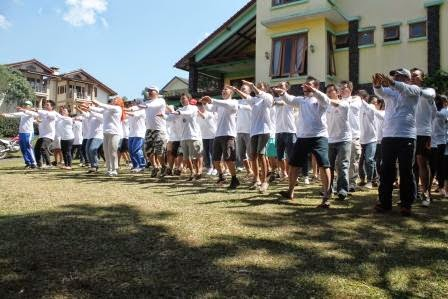 Outbound Training Di Lembang