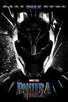 Pantera Negra IMAX Torrent - BluRay 720p/1080p Dual Áudio