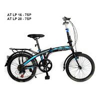 Sepeda Lipat Atlantis folding Bike