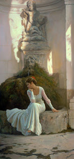 romantico-realismo-representaciones-femeninas pinturas-realistas-femeninas