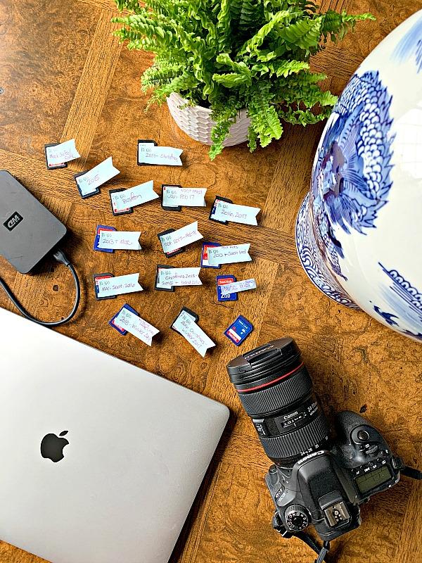 photo organizing, digital photo storage, digital photo organization