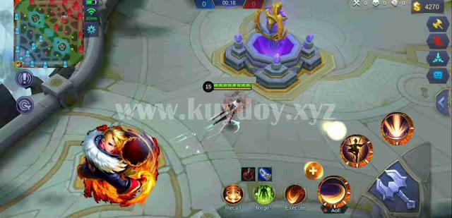 Script Analog Controller Chou Go Ballistic Mobile Legends