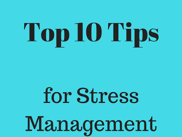 Top 10 Tips for Stress Management