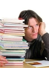 Procrastinating overwhelming task