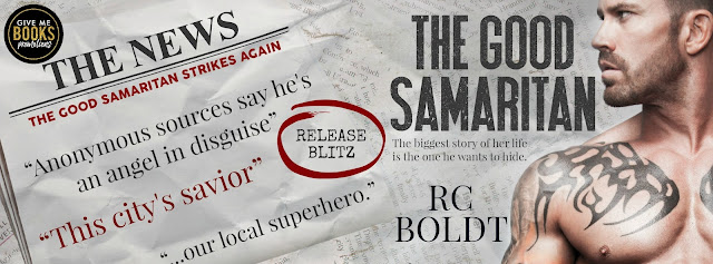 THE GOOD SAMARITAN by RC Boldt @RC_Boldt @GiveMeBooksBlog #NewRelease #NowAvailable #Review #TheUnratedBookshelf