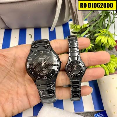 Đồng hồ đeo tay cặp đôi dây đá Rado RD Đ1062800