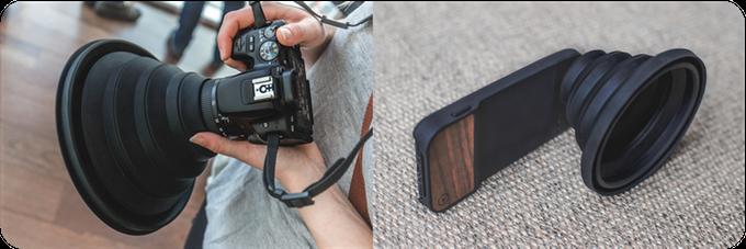 Два размера Ultimate Lens Hood
